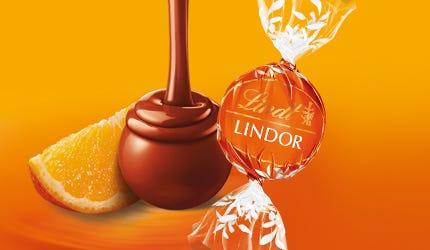 LINDOR Milk Orange