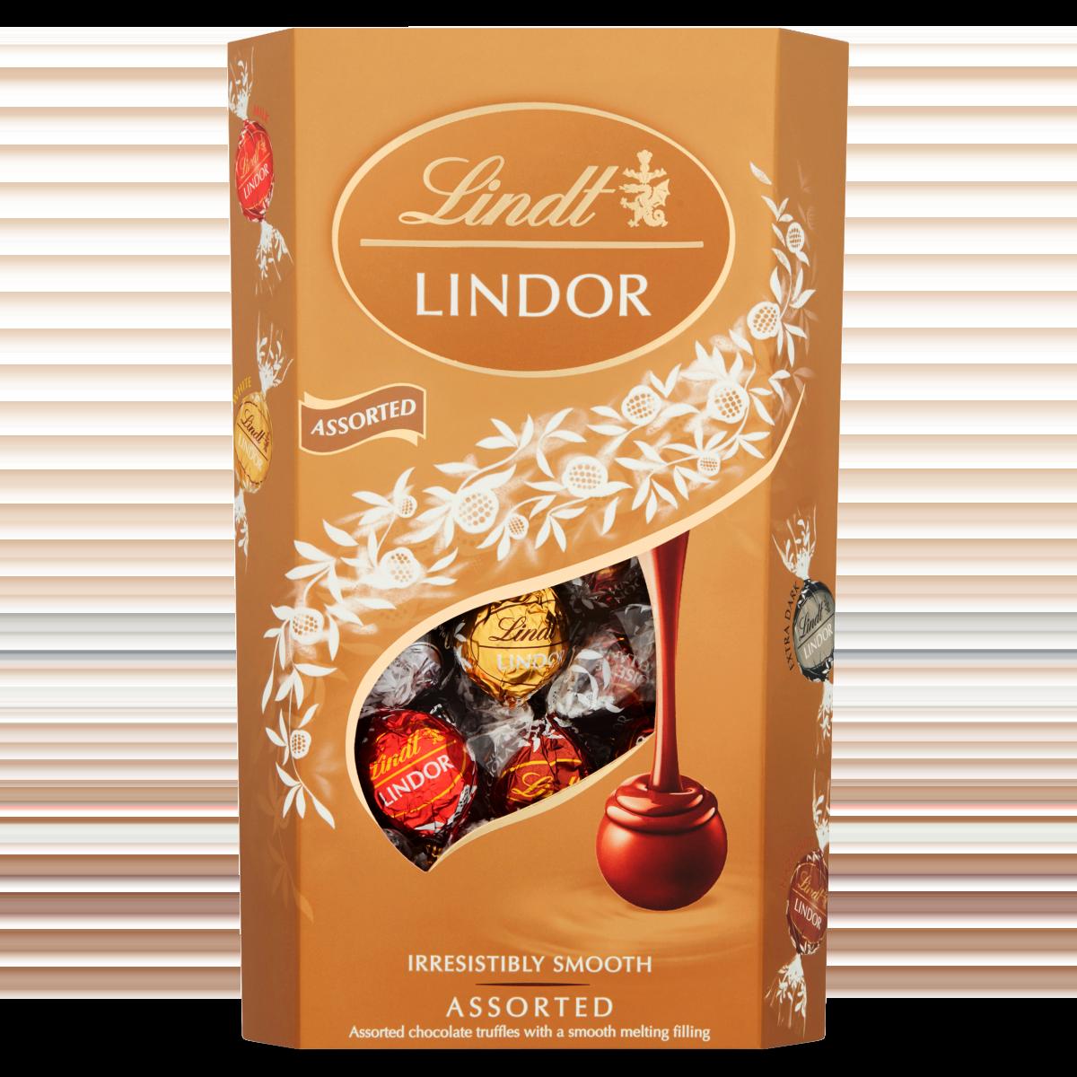 Lindt Lindor Assorted Truffles 600g