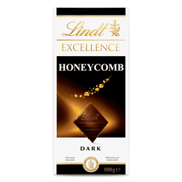 Lindt EXCELLENCE Honeycomb 100g