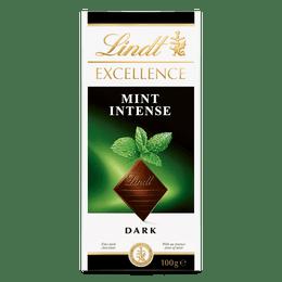 Lindt EXCELLENCE Mint Intense 100g
