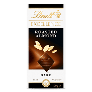 Lindt EXCELLENCE Roasted Almond 100g