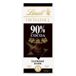 Lindt EXCELLENCE 90% Cocoa 100g