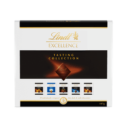 Lindt EXCELLENCE Tasting Collection 197g