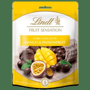 Lindt FRUIT SENSATION Mango & Passionfruit 150g