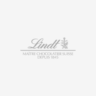 Lindt LINDOR White Block 100g