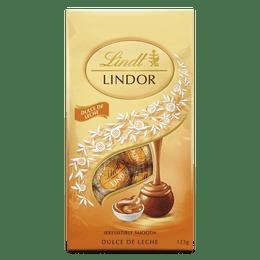 Lindt LINDOR Dulce de leche Bag 123g