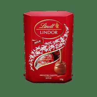 Lindt LINDOR Milk Cornet 50g