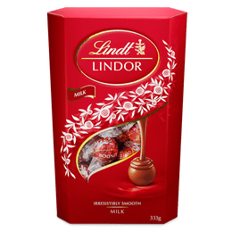 Lindt LINDOR Milk Cornet 333g