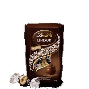 Lindt LINDOR 70% Cornet 197g