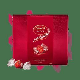 Lindt LINDOR Milk Gift Box 150g