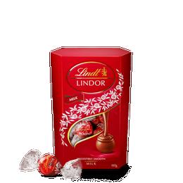 Lindt LINDOR Milk Cornet 197g