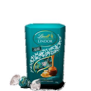 Lindt LINDOR Sea Salt Cornet 189g