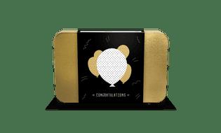 Lindt Congratulations Pick & Mix Tin 700g Sleeve