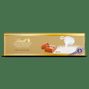 Lindt Gold Block Milk 300g