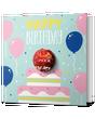 LINDOR Birthday Greeting Card 12.5g