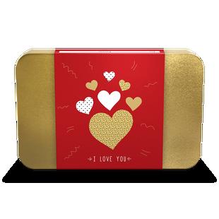 Lindt Love Pick & Mix Tin 700g