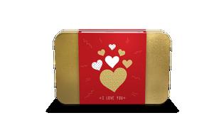 Lindt Love Pick & Mix Tin 700g Sleeve