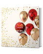 LINDOR Balloon Greeting Card 12.5g