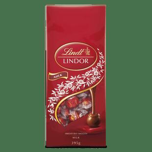 LINDOR Milk Sharing Bag 395g
