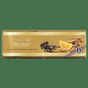 Lindt Dark Orange GOLD BLOCK 300g