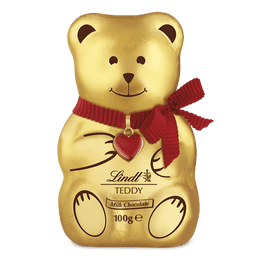 Lindt TEDDY Milk Chocolate 100g